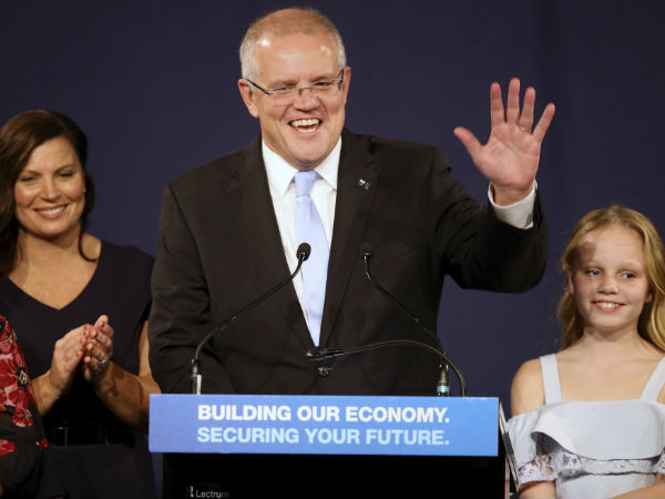 The Liberal Party will set to rule in Australia