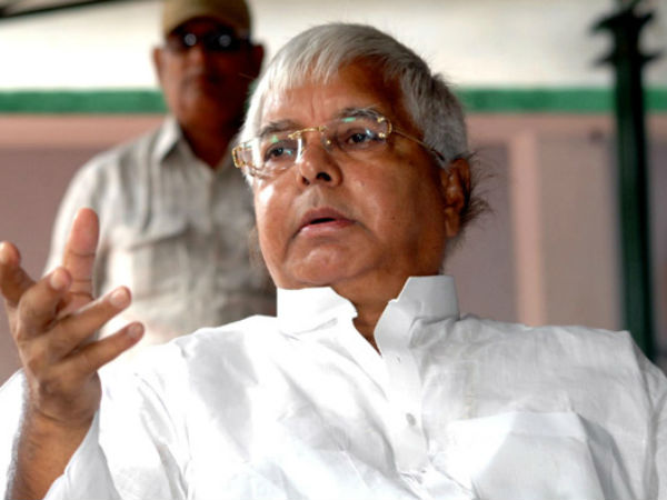 RJD leader Lalu Prasad Skipping Lunch Since eletion result date but finally yesterday taking