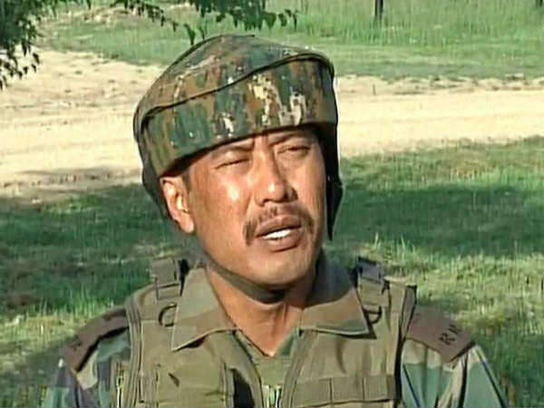 Major Leetul Gogoi seniority reduced, to be posted out of Kashmir over fraternising with a local woman