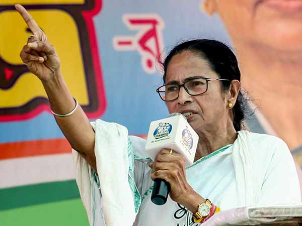 BJP brings money with the z plus security: Mamata