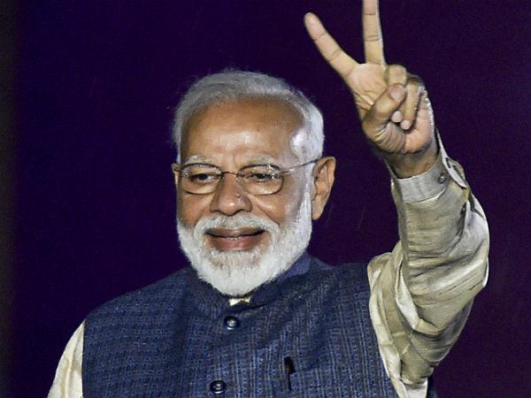 மீண்டும் அரியாசனத்தில் அமருகிறார் மோடி.. 30 தேதி பிரமாண்ட பதவியேற்பு விழா!