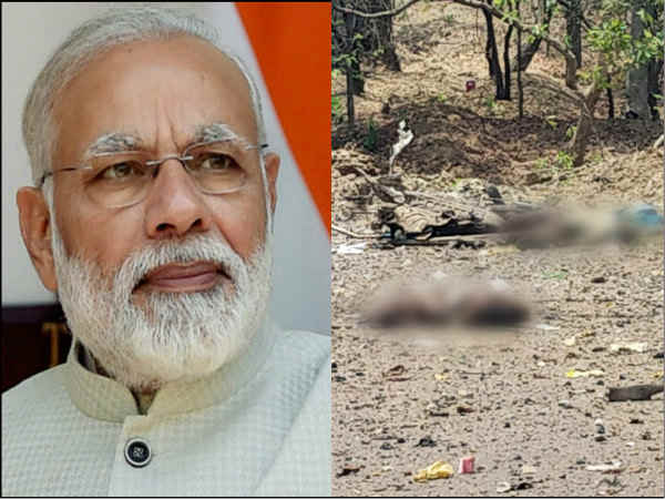 Despite tall talk, Modi govt learnt no lessons from Pulwama: Cong on Naxal attack in Gadchiroli
