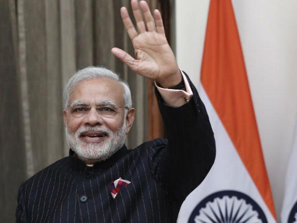 """தேர்தல் வெற்றிக்கு பிறகு எதிர்பார்த்த மாதிரியே வெறும் """"மோடியான"""" பிரதமர்"""