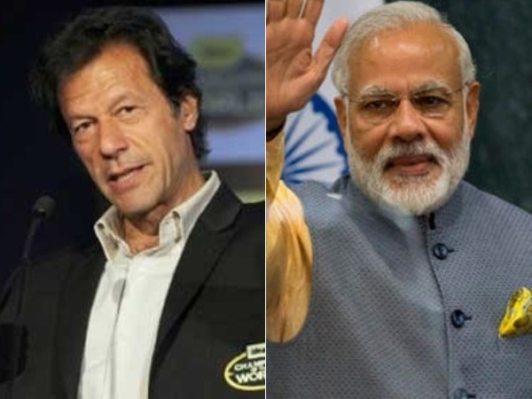 Imran Khan says that Look forward to working with Modi for peace