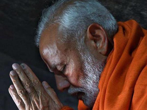 உங்கள் ஒவ்வொரு ஓட்டும் இந்தியாவின் வளர்ச்சிக்கு வித்திடும்- கேதார்நாத்தில் இருந்தபடியே மோடி உருக்கம்
