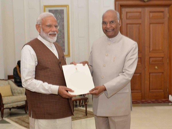 Modi takes oath on 30th May at 7pm: President Ramnath Govind