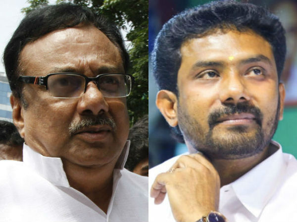 i will sue against ops win says evks ilangovan