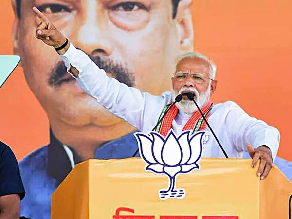 நாடே காவிமயமாக போகிறது.. நியூஸ் 18 தமிழ்நாடு டிவியின் கருத்து கணிப்பிலும் மீண்டும் பாஜக ஆட்சி