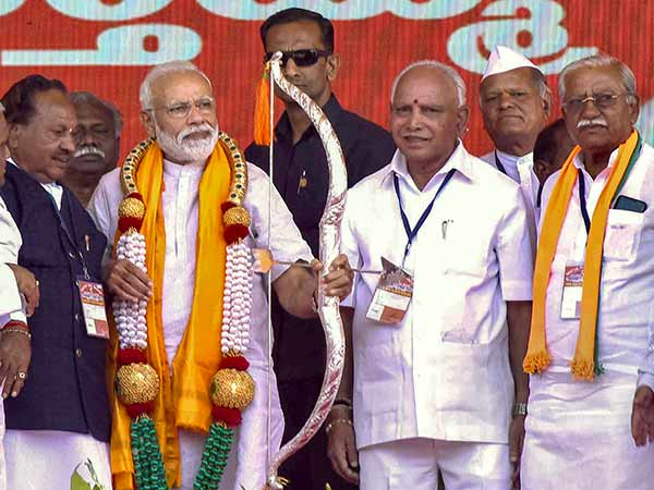 BJP seems to be sweeping in Karnataka: Exit polls says