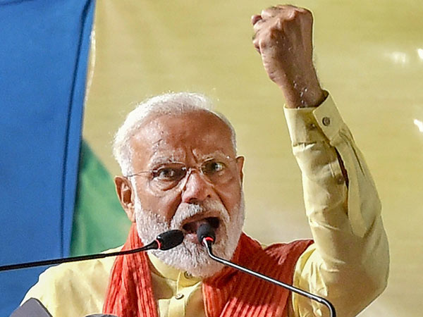 Together we will build a strong and inclusive India: Modi