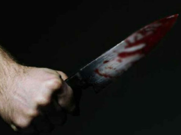 Daughter love affairs Man kills wife near Sankarankoil