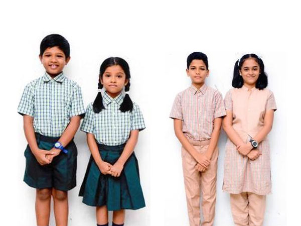 New uniform for TN government school students from 9th to 10th