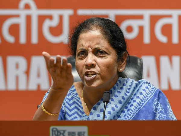 Are you an only Dalit woman in the country asks Nirmala Sitharaman on Mayawati