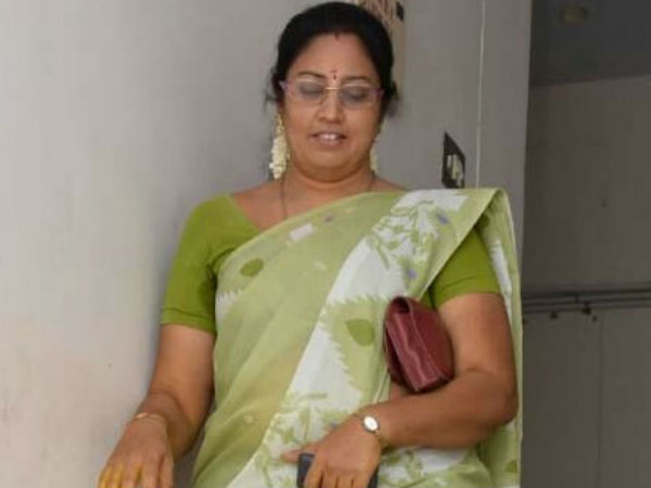 Nirmaladevi came late to the Srivilliputhur court today