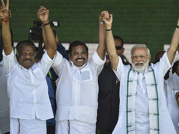 Will AIADMK take place in BJP cabinet? O. Pannerselvam Description