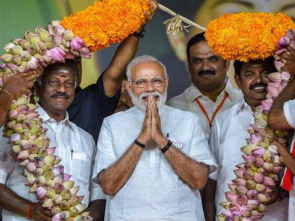 அதிமுக தலைமையில் மெகா கூட்டணி அமைத்து வாக்கு சதவீத்தை பறிகொடுத்த பரிதாப பாஜக