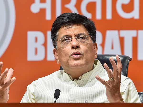 Union Minister Piyush Goyal lives in history and political life