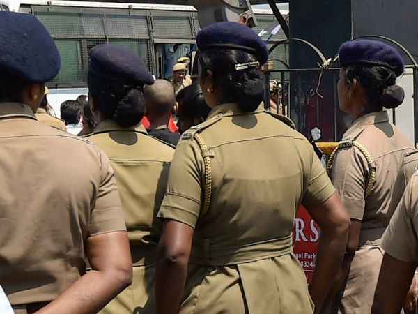 Weekend holiday for lady police are coming soon in Erode district