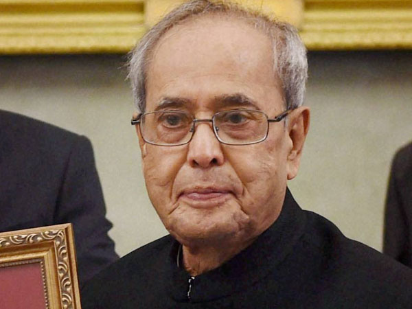Onus on ensuring institutional integrity in this case lies with the Election Commission says Pranab Mukherjee