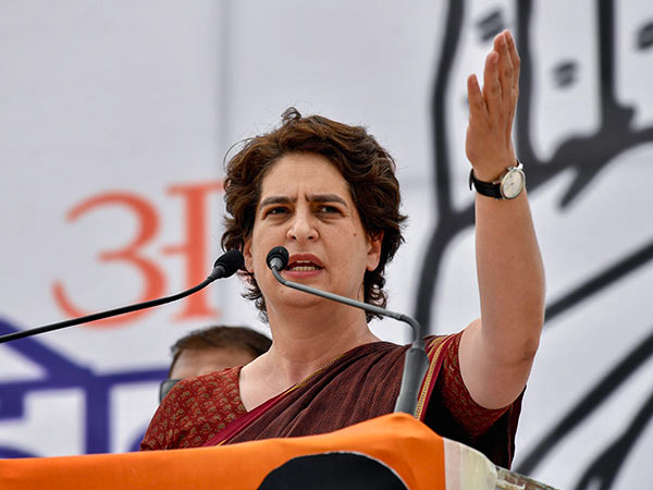 I am Challenging Yo: Priyanka Gandhi responds to PMs dare in her own style