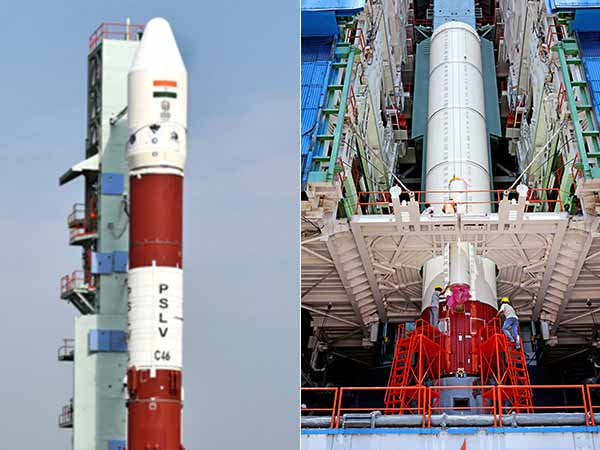 Interested in seeing live PSLV C-46 rocket Launch? Reservation started
