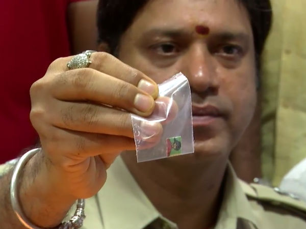 puducherry police arrest youth for selling drug stamp
