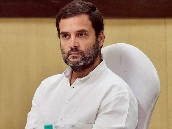 was rahul thrown down in amethi