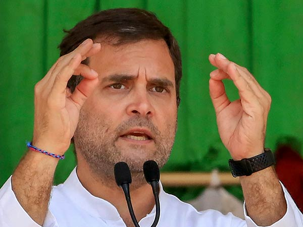 PM Modi can talk about my father, but what about Rafale-Rahul