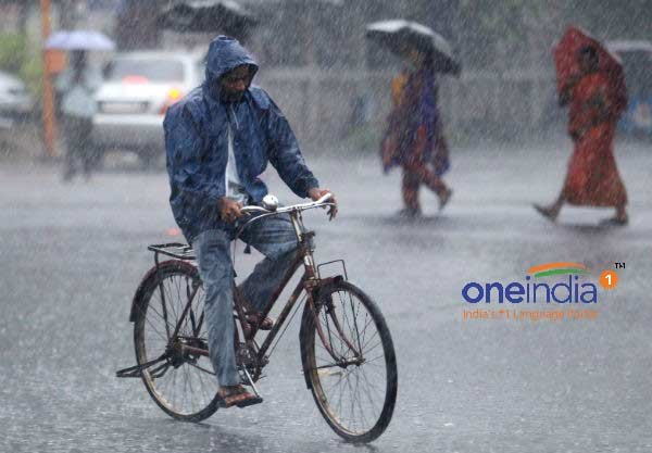 Chennai Meteorological Centre says that 9 districts will get moderate rainfall