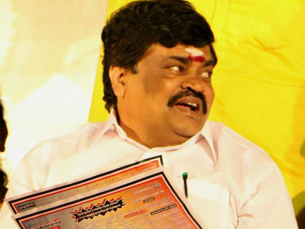 Provokes Violence Complaint, against Minister Rajendra Balaji in Chennai
