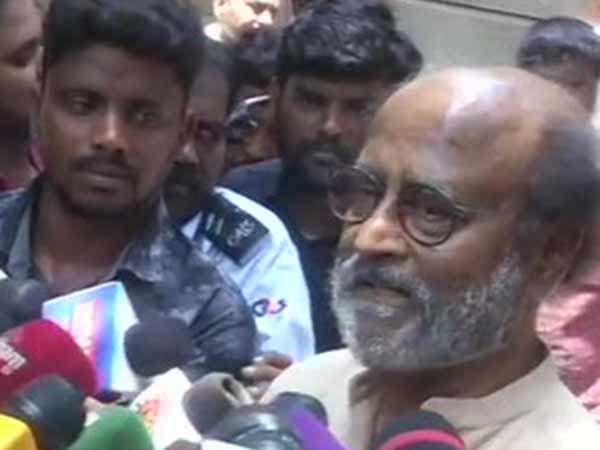 Rajinikanth says about his political party