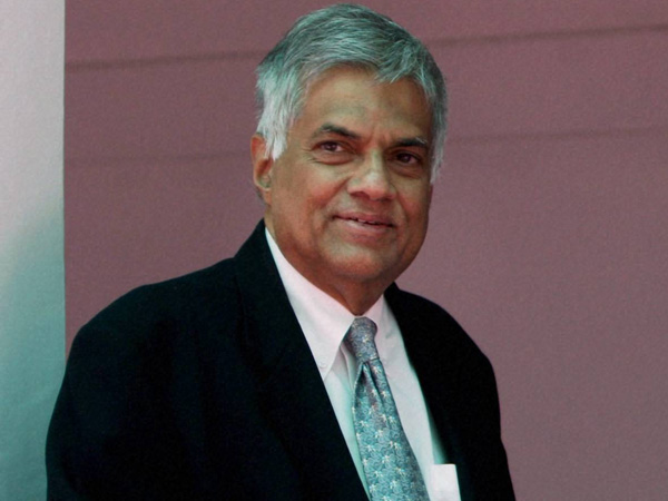 no confidence motion on sri lankan prime minister ranil wickramasinghe