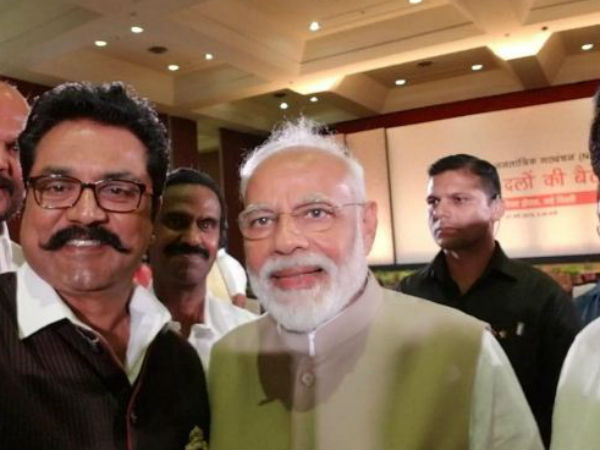 Prime Minister have plan to Create a Separate Ministry To solve the Problem of Drinking water Says Sarath Kumar
