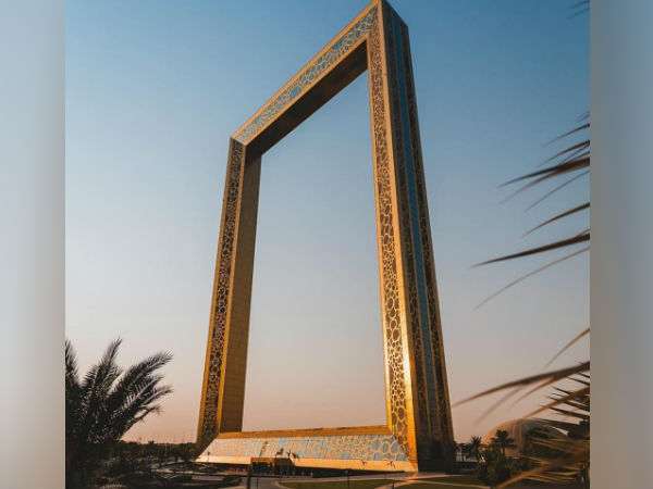 dubai frame enters guinness book world record