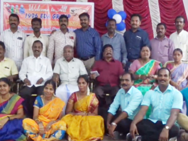 Former students meet after 24 years in Kanyakumari