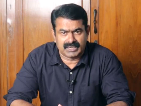 At the time of the Special yagam, instead ten saplings can be planted Says Seeman