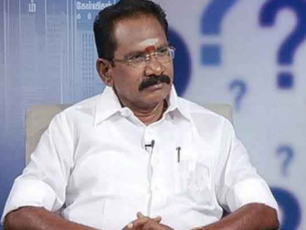 The Name of the Makkal Needhi Maiam is not Good, says Minister Sellur Raju