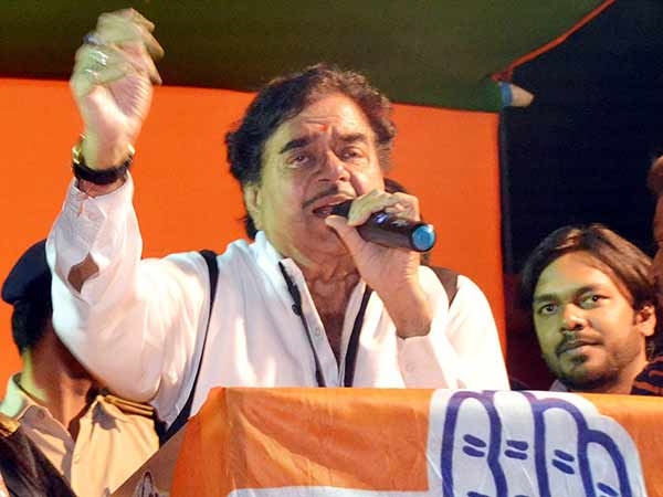 BJP will be washed out in Hindi heartland, predicts Shatrughan