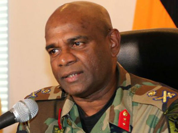 Easter Attacks plot from India,says SL Army chief