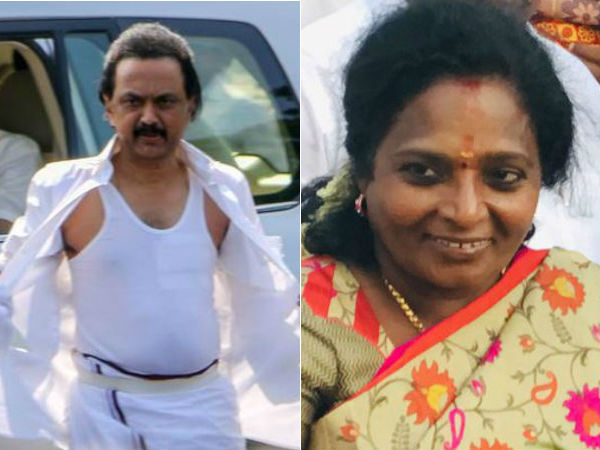Tamilisai Soundarajan says about DMKs no confidence motion petion