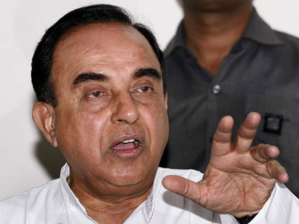 Another Side of BJP MP Subramanian Swamy