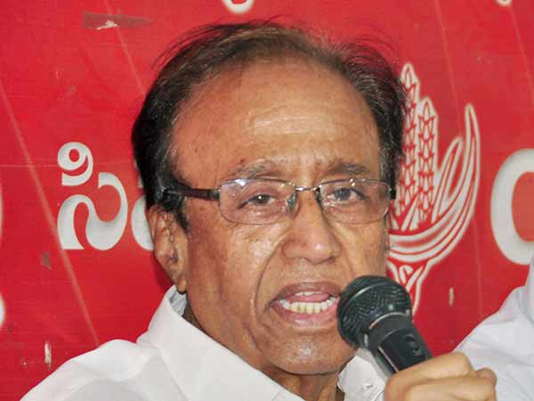 CPI urges to reunification of the Lefts