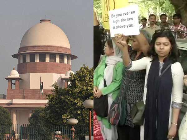 Section 144 imposed outside Supreme Court following the protest against CJI Gogoi