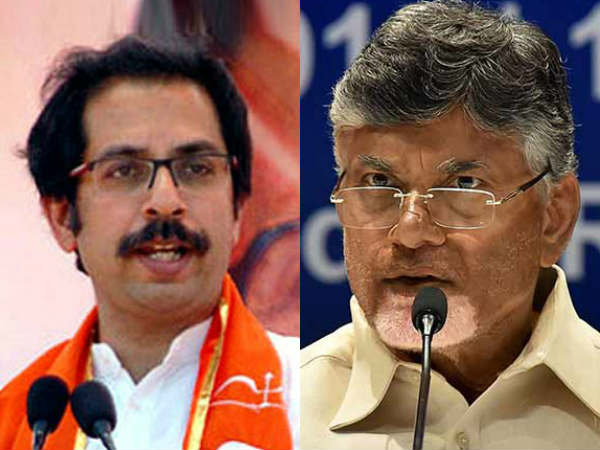 Why Chandrababu Naidu is exhausting himself without any reason? asks Shiv Sena