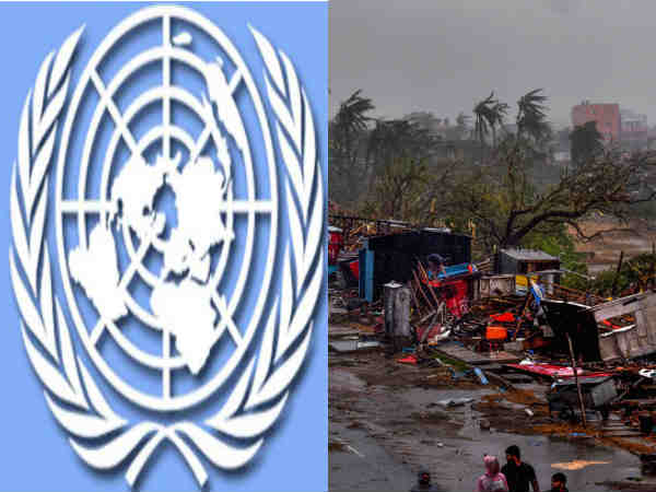 India faced the Fani Cyclone Very Much, United Nations Appreciation