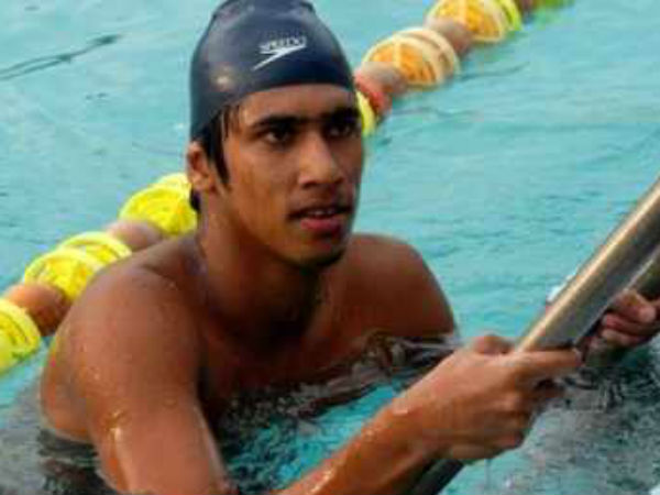TN swimmer balakrishnan died after lorry accident in chennai