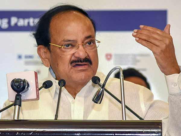 dont believe exit poll, but believe exact poll: says venkaiah naidu
