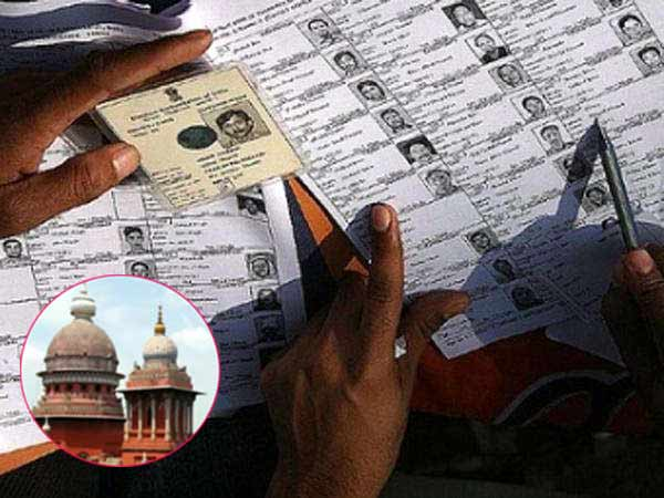 HC issue notice to EC over 45,000 voters name deleted from voters list in kanyakumari