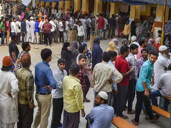 7வது கட்ட லோக்சபா தேர்தல் Live: 11 மணி வரை 13.07% வாக்குகள் பதிவு