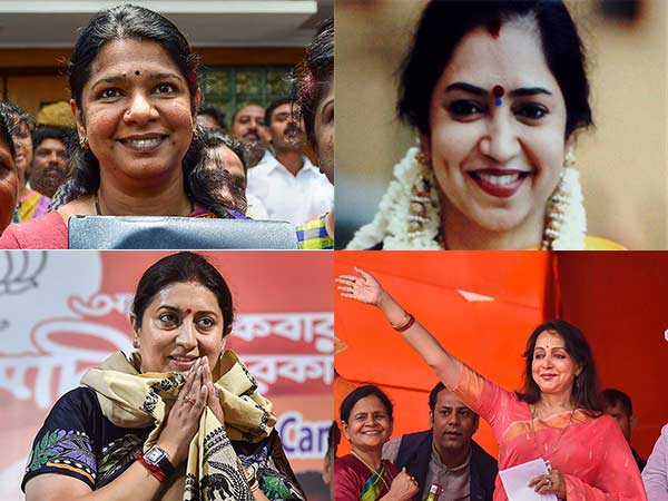 லோக்சபா தேர்தலில் வரலாற்று சாதனை படைத்த  பெண்கள்.. மக்களவைக்கு செல்லும் 78 பெண் எம்.பி-க்கள்